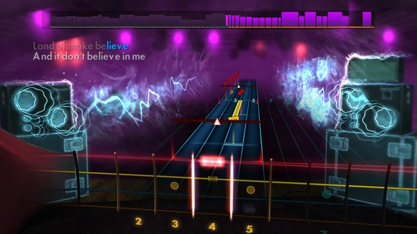 "Скриншот №1 к Rocksmith® 2014 Edition – Remastered – Green Day - ""Jesus of Suburbia"""