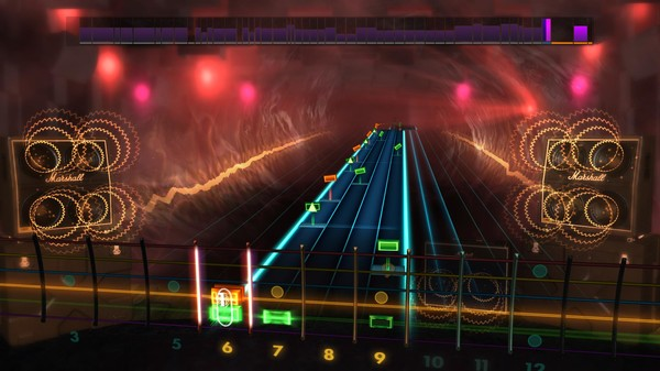 "Скриншот №5 к Rocksmith® 2014 Edition – Remastered – Green Day - ""Jesus of Suburbia"""