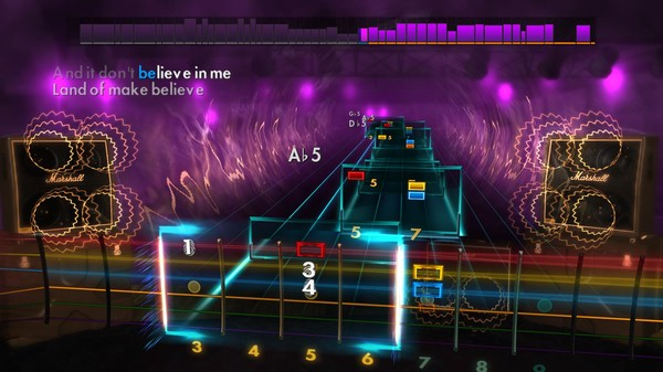"Скриншот №4 к Rocksmith® 2014 Edition – Remastered – Green Day - ""Jesus of Suburbia"""