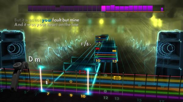Скриншот №1 к Rocksmith® 2014 Edition – Remastered – Mumford  Sons Song Pack