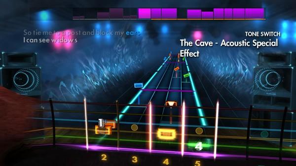 Скриншот №3 к Rocksmith® 2014 Edition – Remastered – Mumford  Sons Song Pack