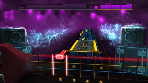Скриншот №3 к Rocksmith® 2014 Edition – Remastered – 70s Mix Song Pack III