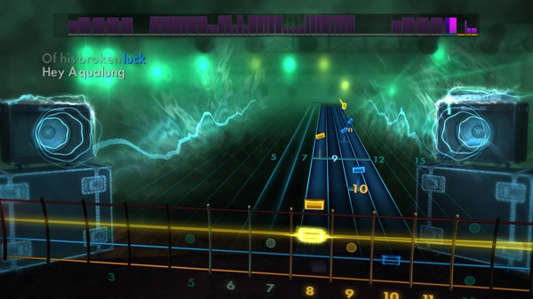 Скриншот №4 к Rocksmith® 2014 Edition – Remastered – 70s Mix Song Pack III