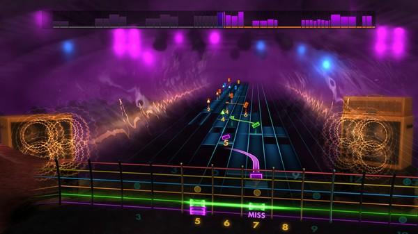 Скриншот №5 к Rocksmith® 2014 Edition – Remastered – 70s Mix Song Pack III