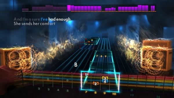 "Скриншот №2 к Rocksmith® 2014 Edition – Remastered – Golden Earring - ""Radar Love"""