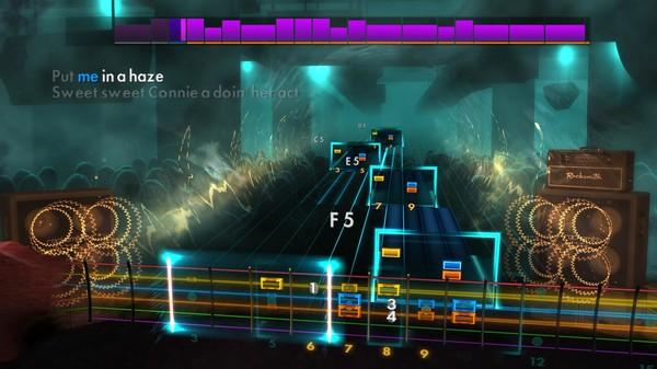 "Скриншот №5 к Rocksmith® 2014 Edition – Remastered – Grand Funk Railroad - ""Were An American Band"""