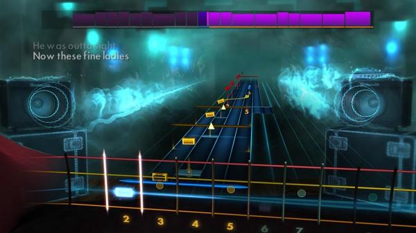 "Скриншот №4 к Rocksmith® 2014 Edition – Remastered – Grand Funk Railroad - ""Were An American Band"""