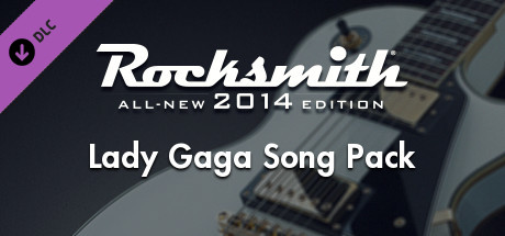 Rocksmith® 2014 Edition – Remastered – Lady Gaga Song Pack