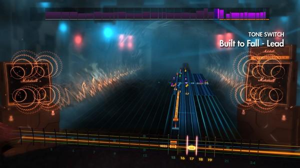 Скриншот №4 к Rocksmith® 2014 Edition – Remastered – Trivium Song Pack