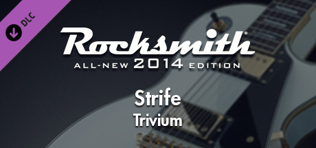 "Rocksmith® 2014 Edition – Remastered – Trivium – ""Strife"""