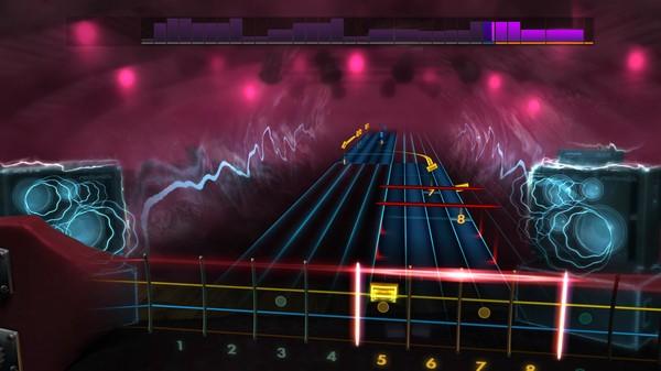 """Скриншот №4 к Rocksmith® 2014 Edition – Remastered – Trivium - """"Strife"""""""