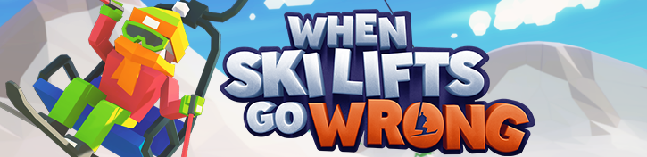 , When Ski Lifts Go Wrong, P2Gamer