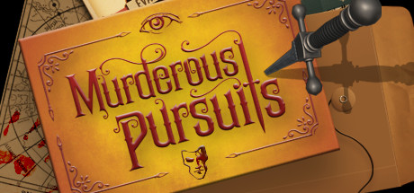 Teaser for Murderous Pursuits