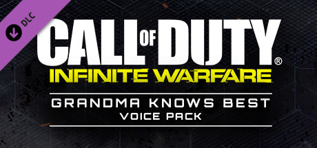 Call of Duty®: Infinite Warfare - Grandma Knows Best VO Pack