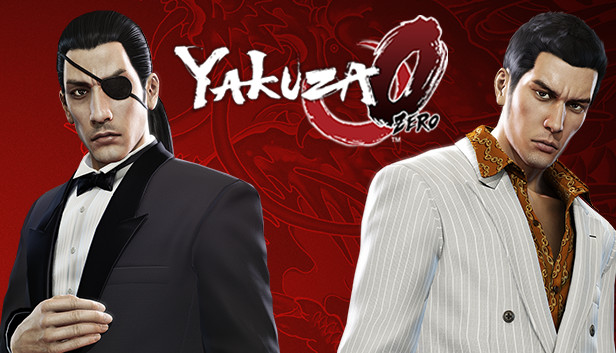 Yakuza 0 on Steam