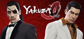 Yakuza 0 cover art