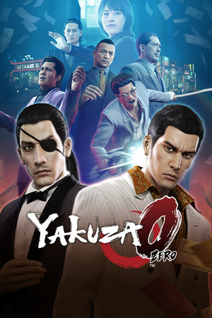 Yakuza 0 poster image on Steam Backlog