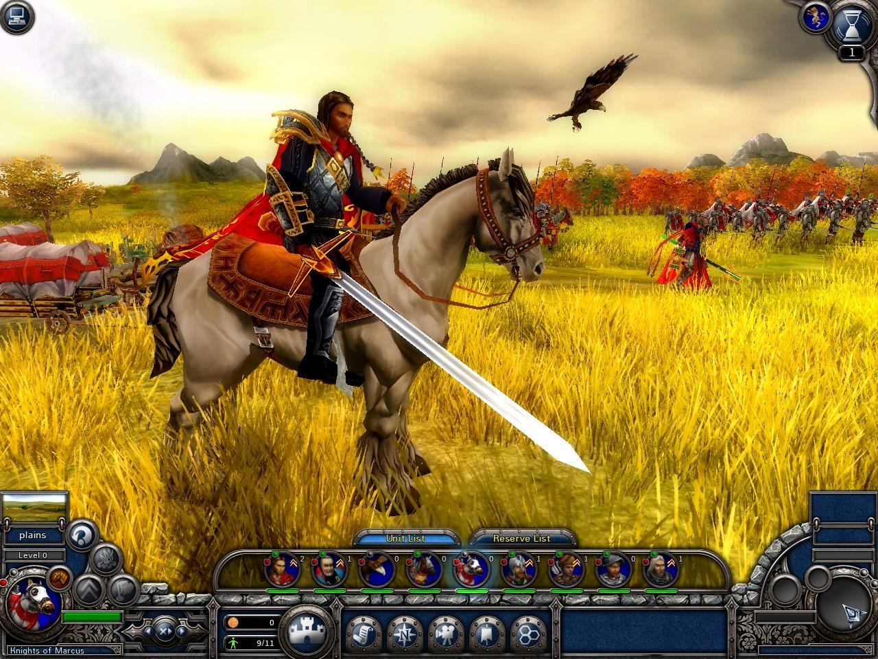 Fantasy Wars screenshot 2