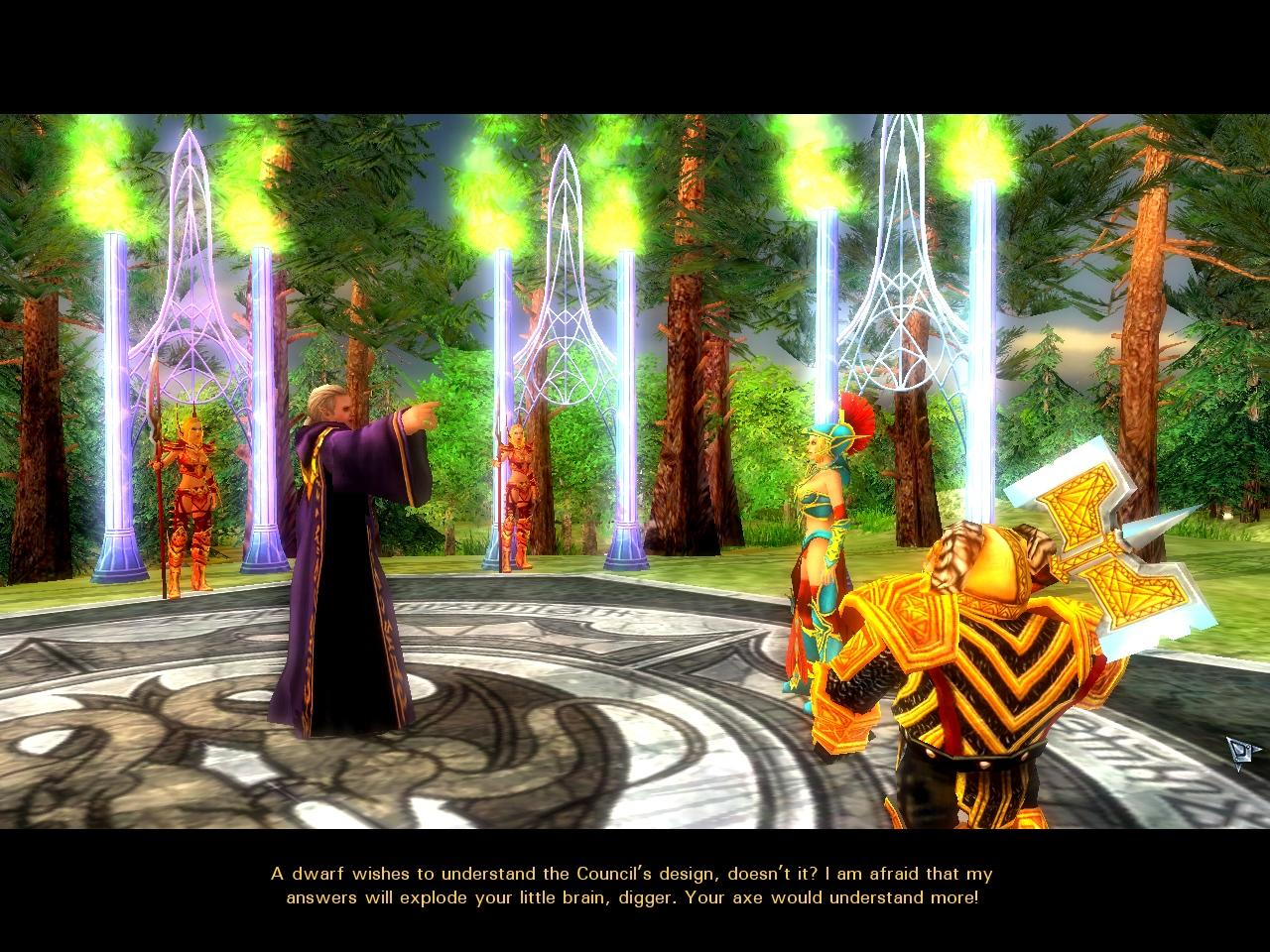 Fantasy Wars screenshot 1