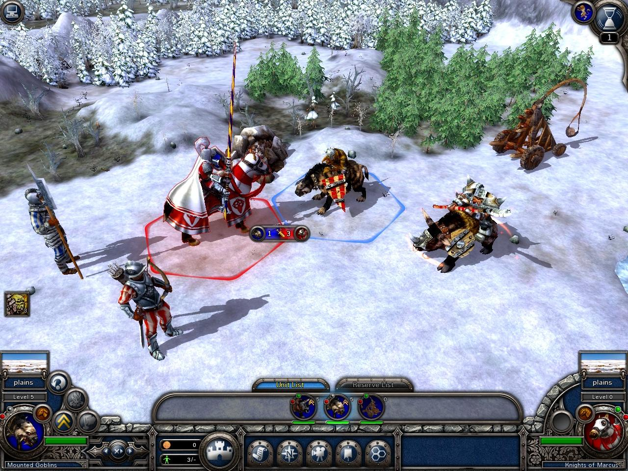 Fantasy Wars screenshot 3
