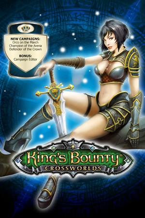 King's Bounty: Crossworlds poster image on Steam Backlog