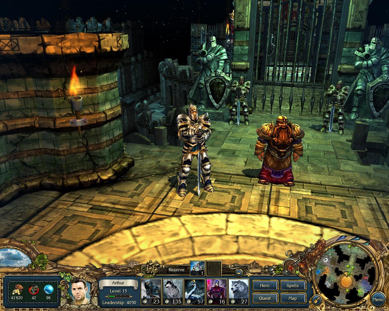 Kings Bounty Crossworlds Multilenguaje ESPAÑOL PC (PROPHET) 8