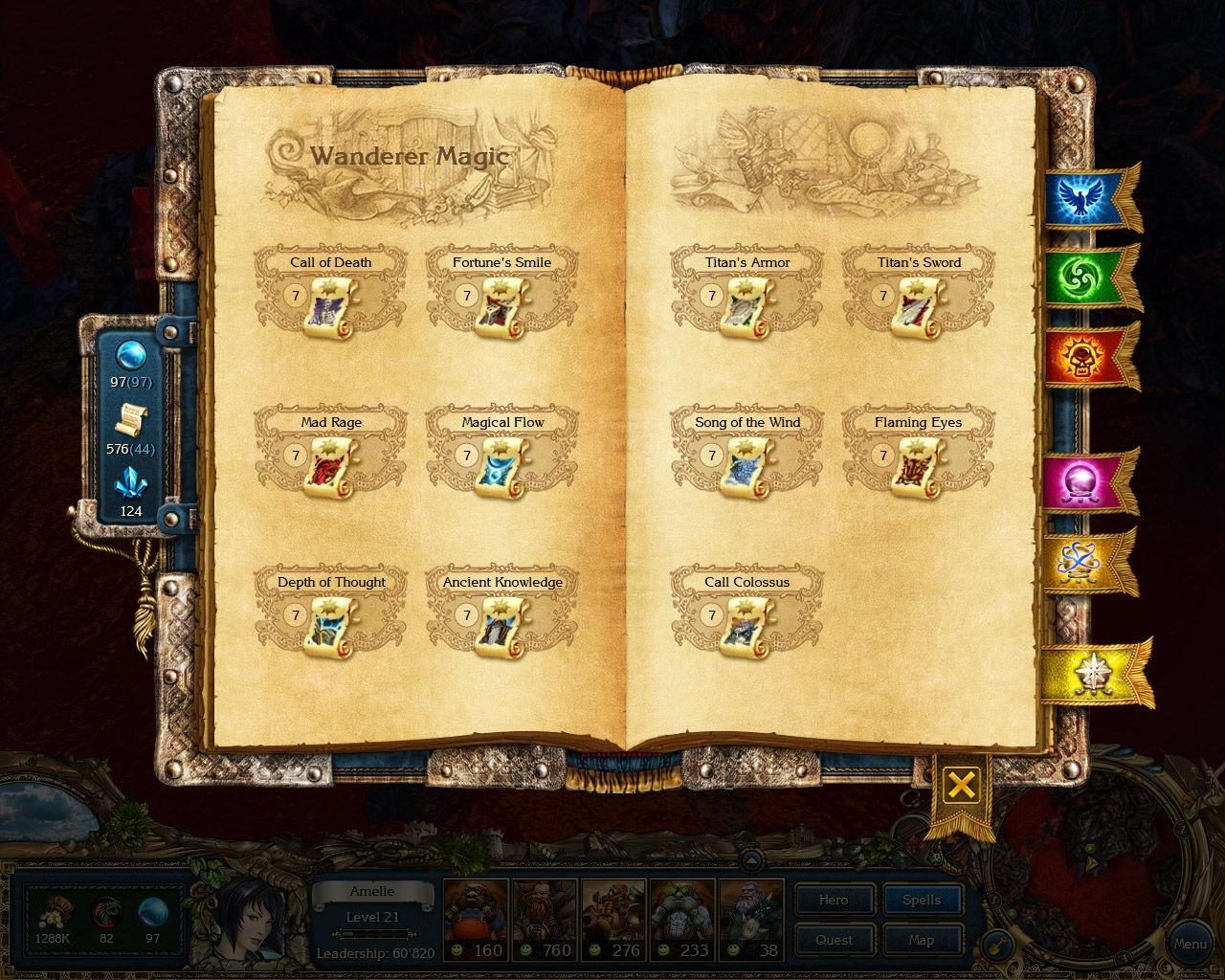 Kings Bounty Crossworlds Multilenguaje ESPAÑOL PC (PROPHET) 3