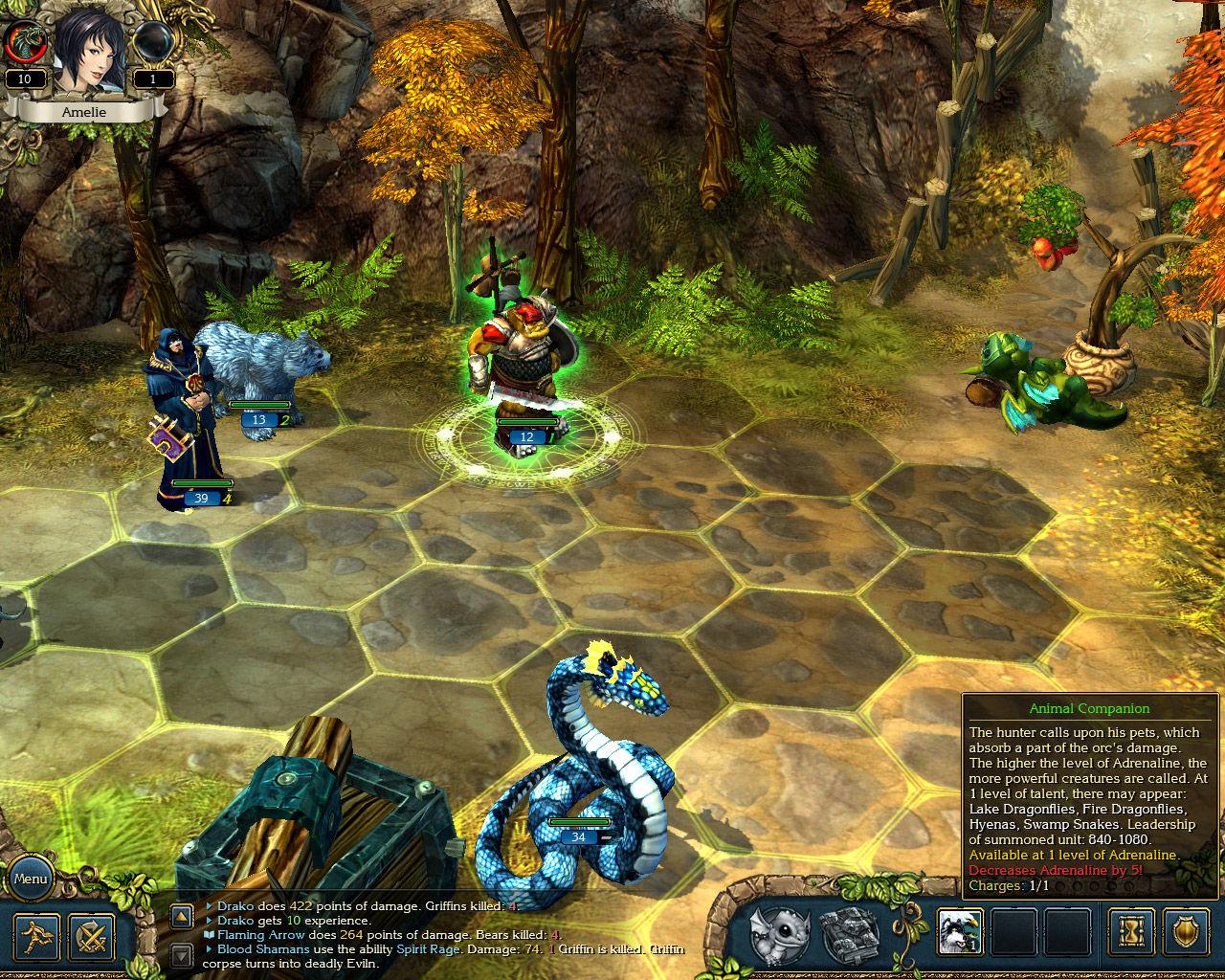 Kings Bounty Crossworlds Multilenguaje ESPAÑOL PC (PROPHET) 5