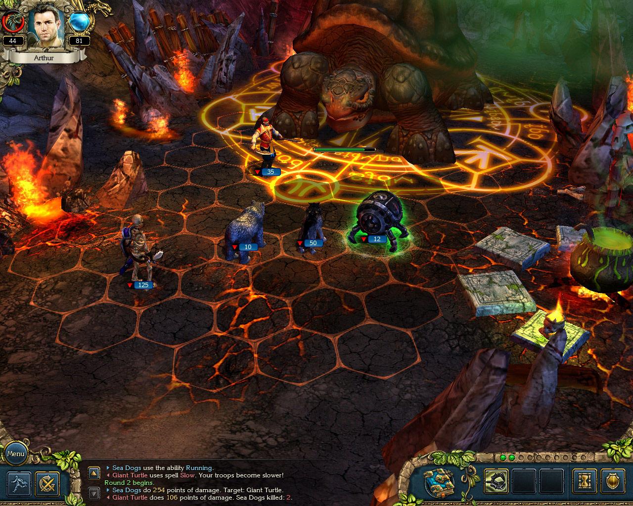 Kings Bounty Crossworlds Multilenguaje ESPAÑOL PC (PROPHET) 9