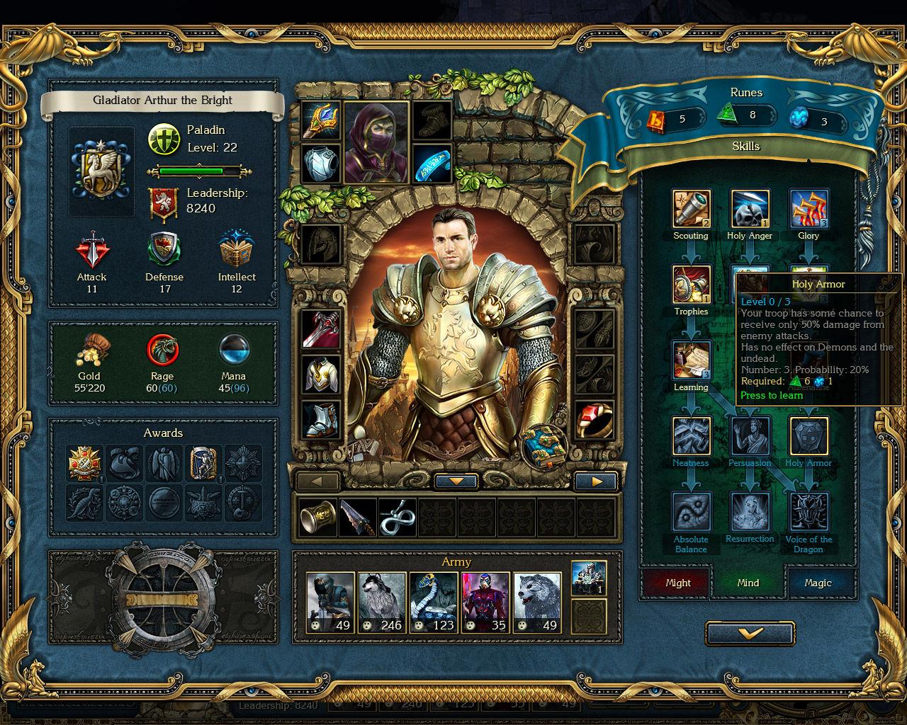 Kings Bounty Crossworlds Multilenguaje ESPAÑOL PC (PROPHET) 7