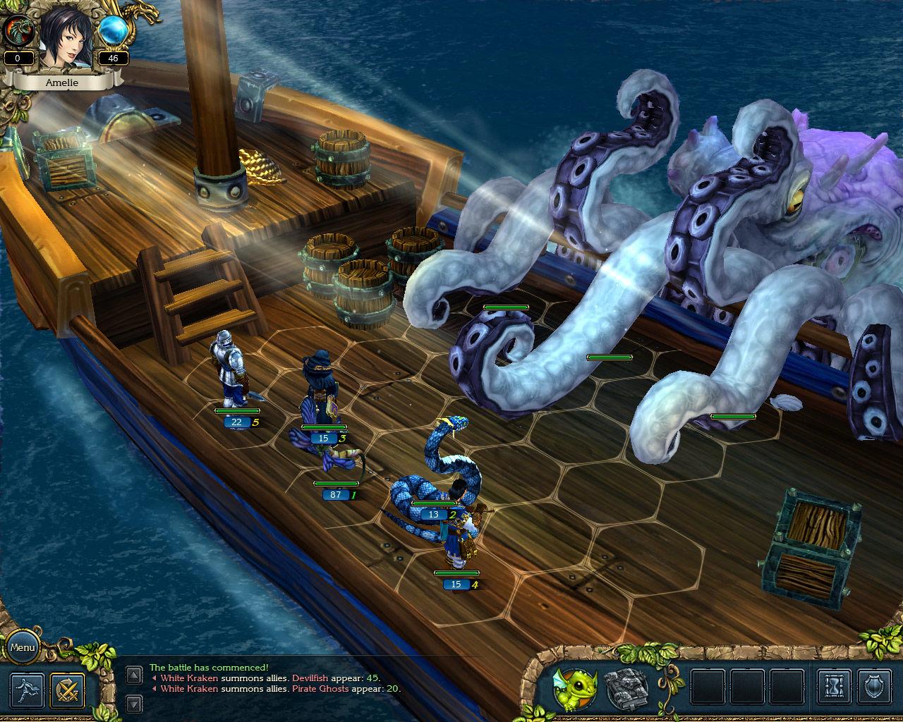 Kings Bounty Crossworlds Multilenguaje ESPAÑOL PC (PROPHET) 6