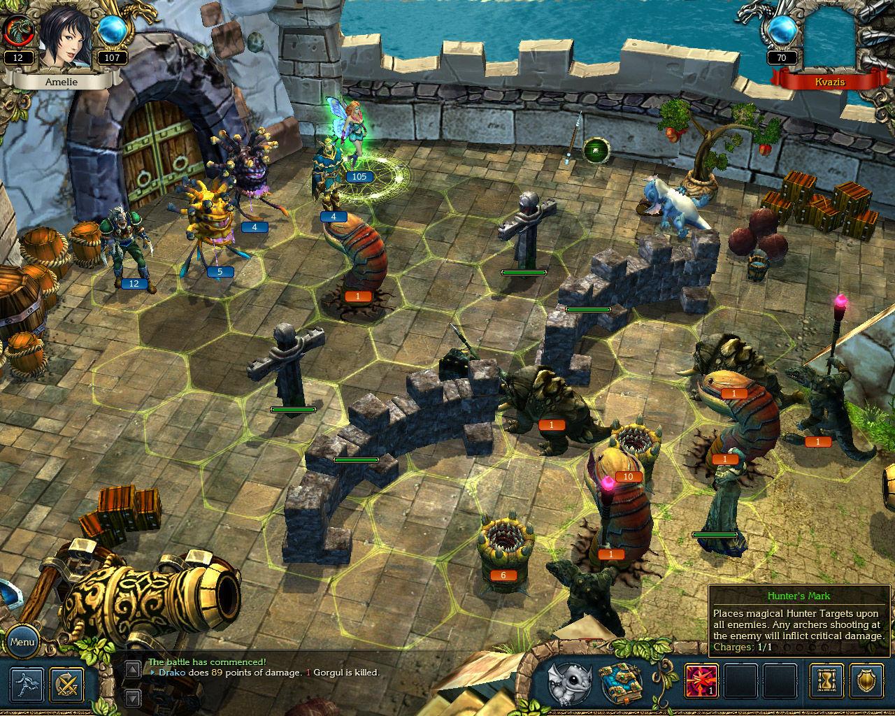 Kings Bounty Crossworlds Multilenguaje ESPAÑOL PC (PROPHET) 10
