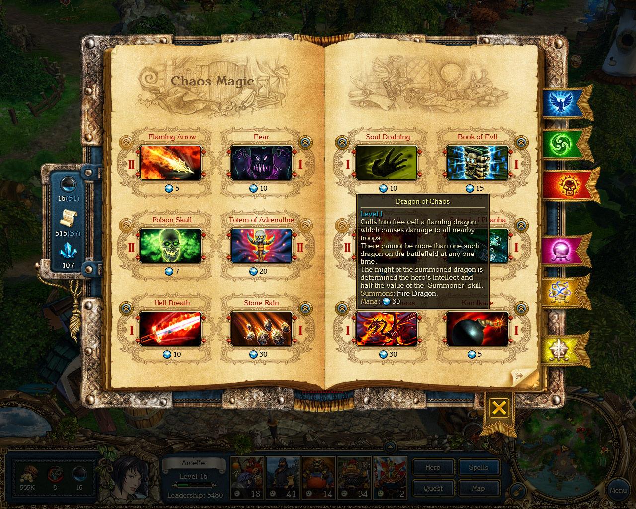 King's Bounty: Crossworlds GOTY screenshot 3
