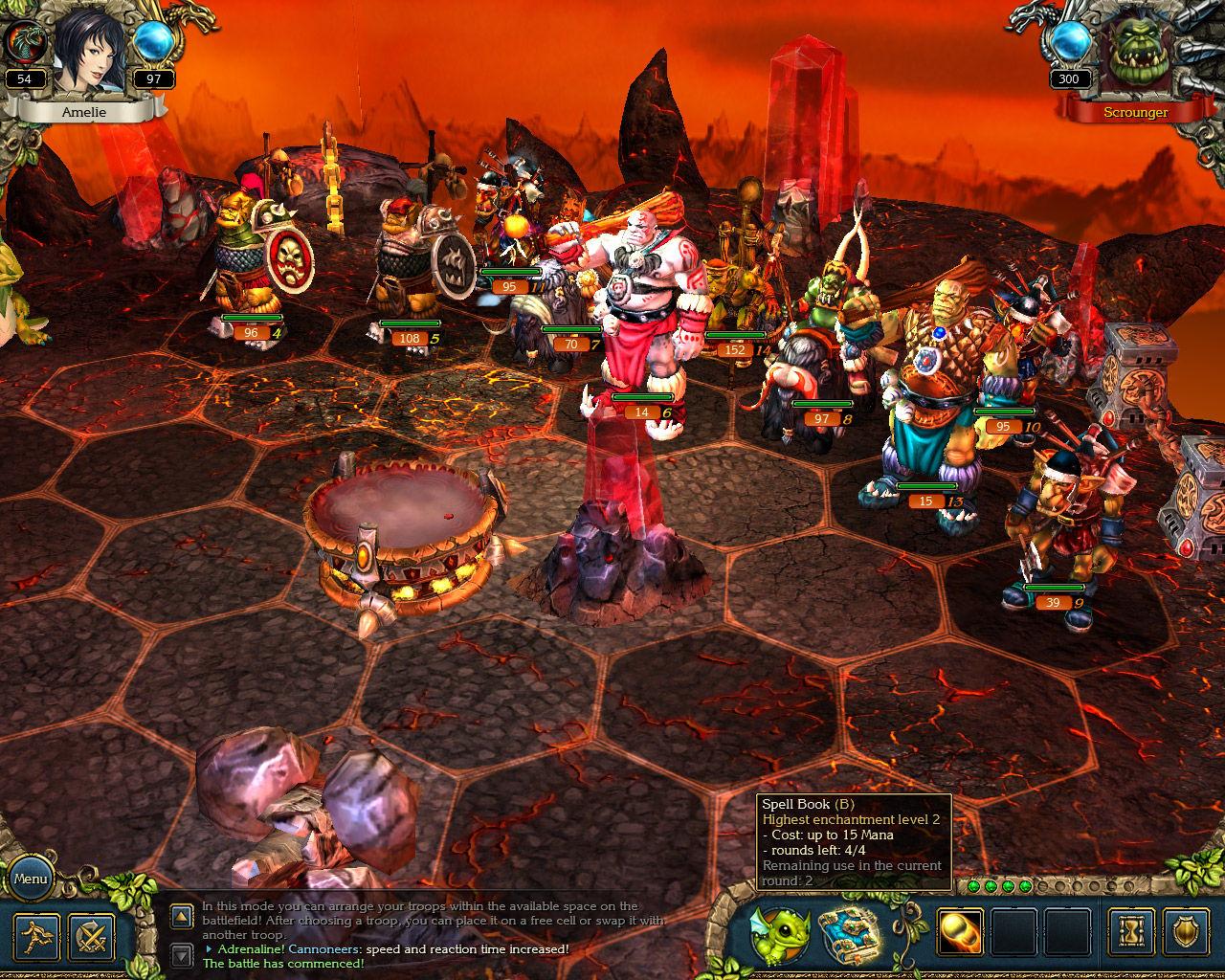 Kings Bounty Crossworlds Multilenguaje ESPAÑOL PC (PROPHET) 4