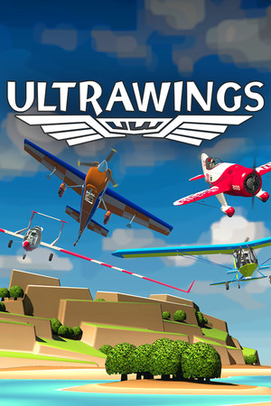 Ultrawings poster image on Steam Backlog