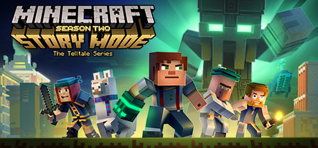 7f2f7e4b51076 Recommended - Similar items - Minecraft: Story Mode - Season Two