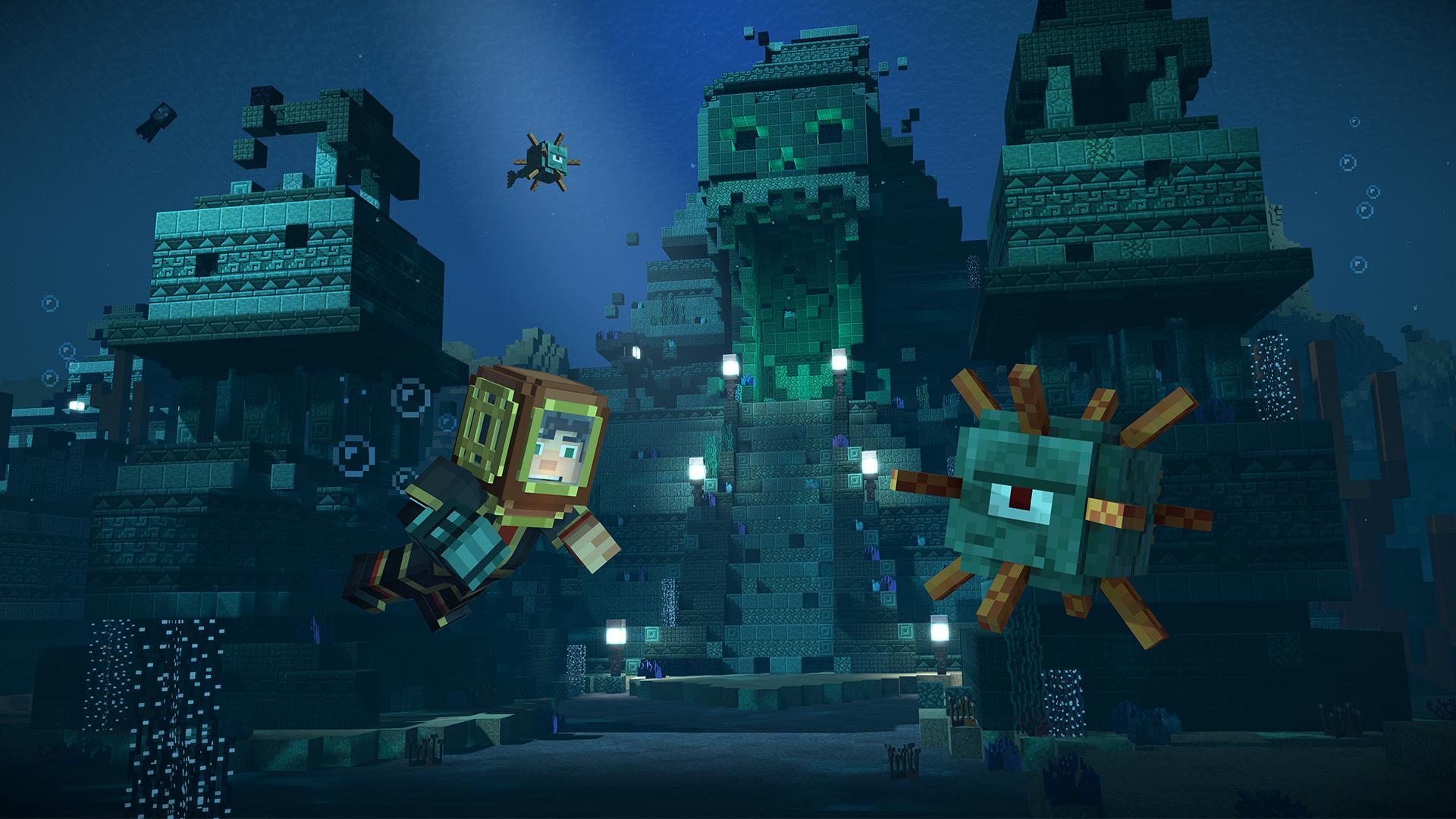 Minecraft Story Mode Season Two On Steam - Minecraft auf 2 pcs spielen