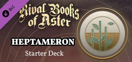 Rival Books of Aster - Heptameron Starter Deck