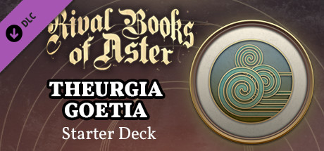 Rival Books of Aster - Theurgia Goetia Starter Deck