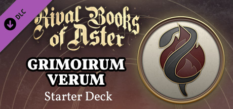 Rival Books of Aster - Grimoirum Verum Starter Deck