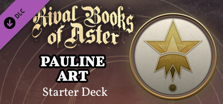 Rival Books of Aster - Pauline Art Starter Deck