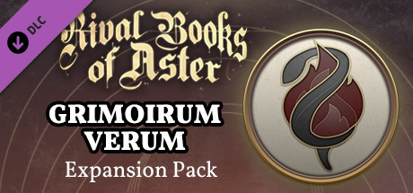 Rival Books of Aster - Grimoirum Verum Expansion Pack