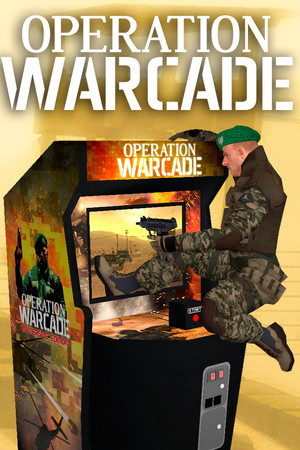 Operation Warcade VR poster image on Steam Backlog