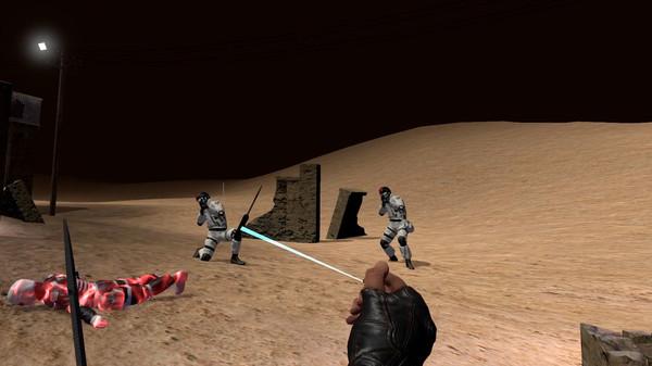 Screenshot of Operation Warcade VR