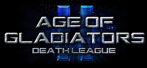 Age of Gladiators II: Death League cover art