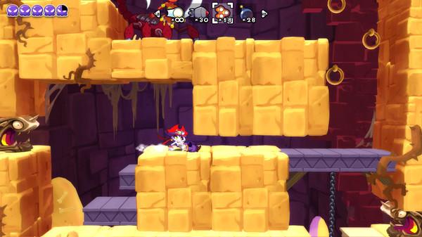 Скриншот №5 к Shantae Pirate Queens Quest