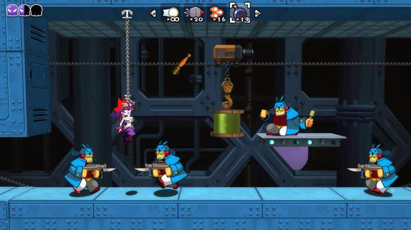 Скриншот №2 к Shantae Pirate Queens Quest