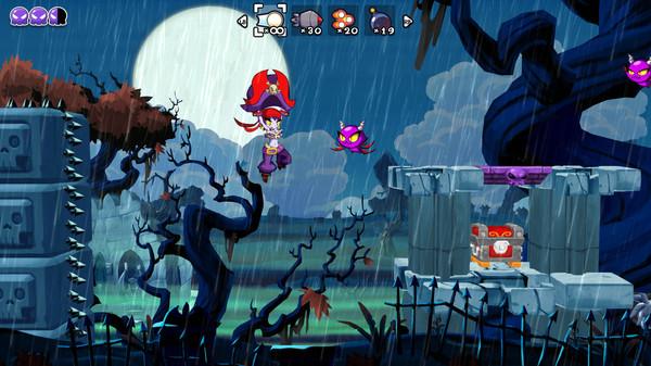 Скриншот №6 к Shantae Pirate Queens Quest
