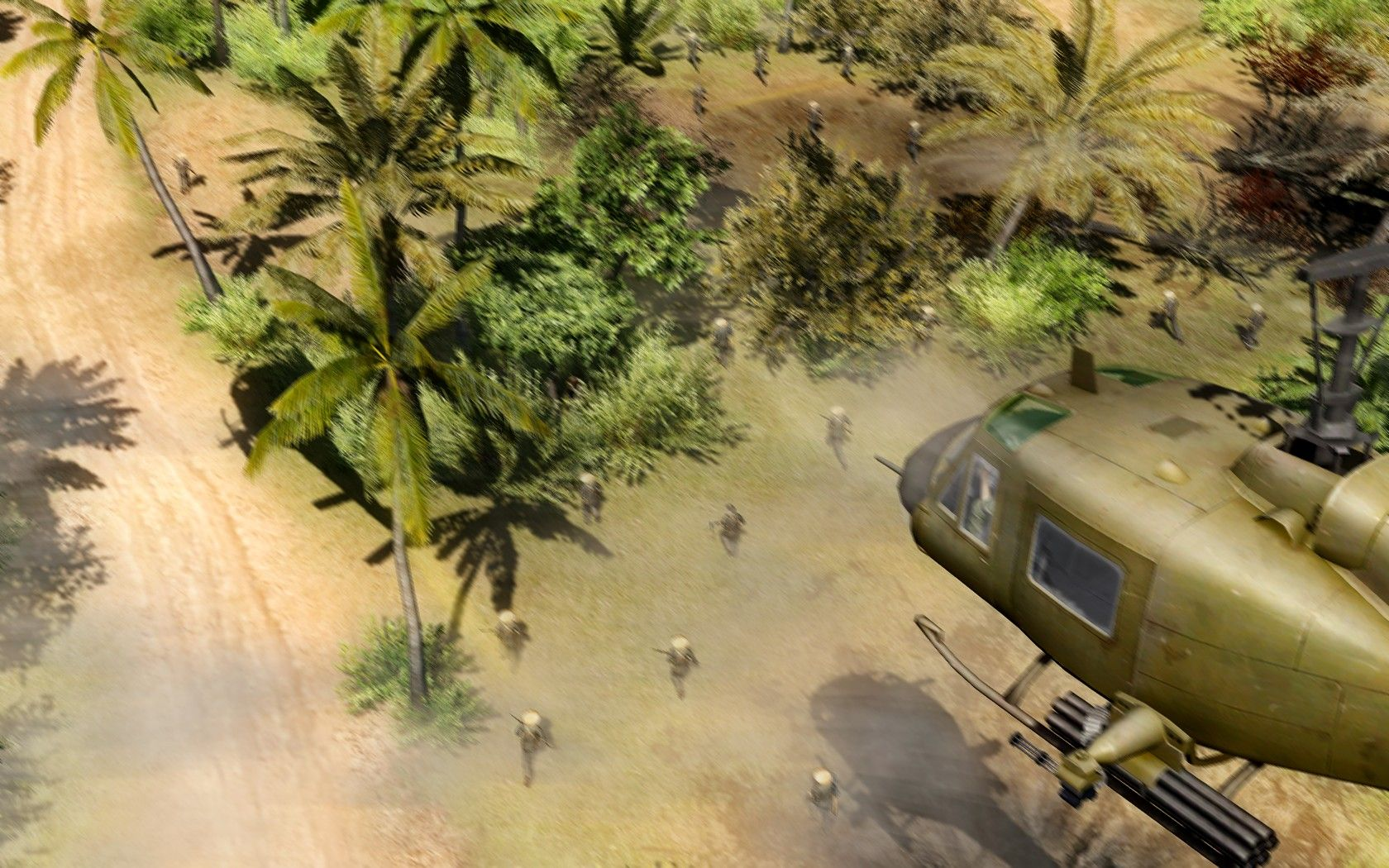 เกมส์ Men of War Vietnam