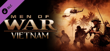 Men of War: Vietnam DLC 1 cover art